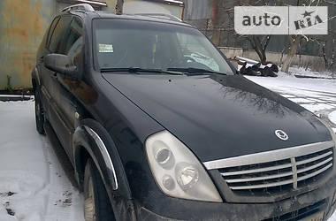 SsangYong Rexton 2.9 Mercedes 2004