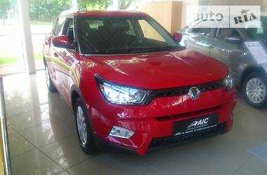 SsangYong Tivoli 6AT DLX 2016