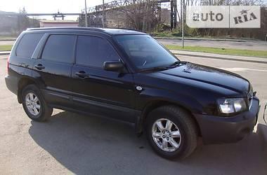 Subaru Forester x 2005