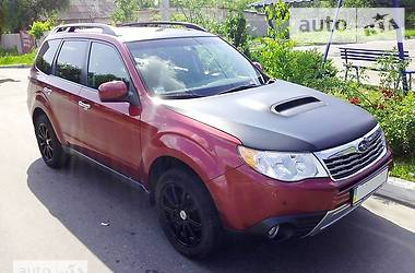 Subaru Forester 2.5 XT Limited (max) 2008