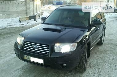 Subaru Forester 2.5 XT 2007