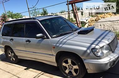 Subaru Forester 2.0i S-Turbo 1999