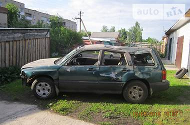 Subaru Forester 2.5 2000