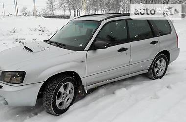 Subaru Forester SG 2005
