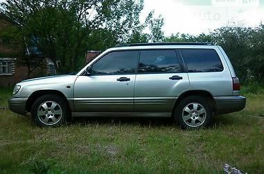 Subaru Forester  2002