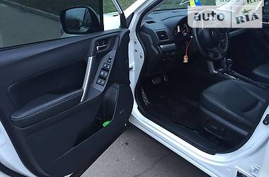 Subaru Forester 2.0 турбо XT  2014