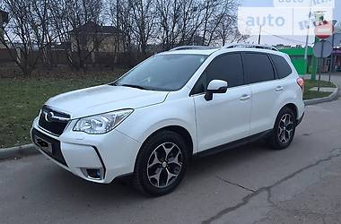 Subaru Forester TURBO 2.0 2014