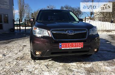Subaru Forester 2.0 МТ 2014