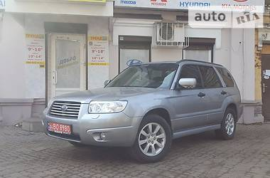 Subaru Forester 2.0 AT 2007