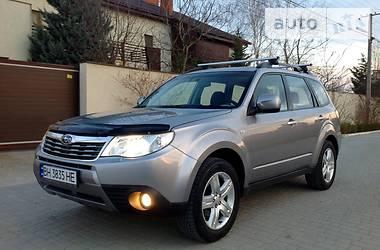 Subaru Forester Full 2013 2010