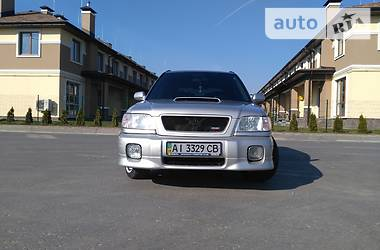 Subaru Forester 2.0i S-Turbo 2000