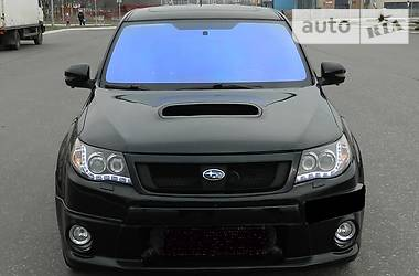 Subaru Forester 2.5 T S-edition 2012