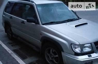Subaru Forester TURBO 1999