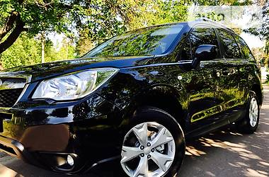 Subaru Forester comfort+ 2014