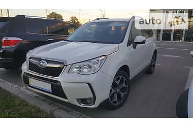 Subaru Forester 2.0XT 2014
