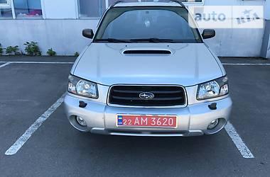 Subaru Forester 2.0 XТ 2005