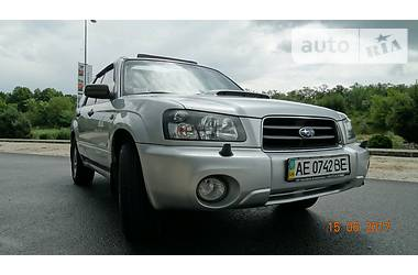 Subaru Forester Turbo 2004