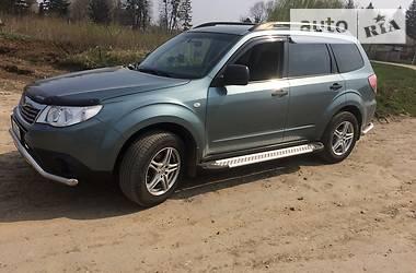 Subaru Forester 2.0 XS 2009