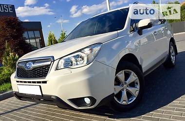 Subaru Forester NEW 2014