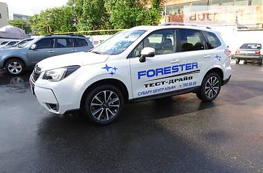 Subaru Forester NS 2016