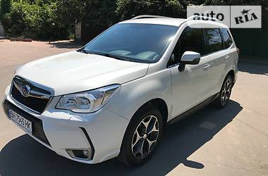 Subaru Forester 2.5 AWD NS 2014