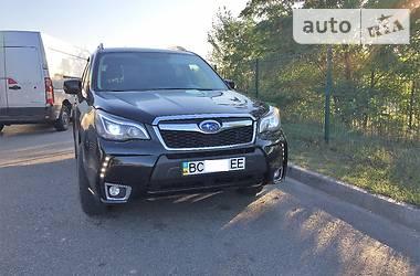 Subaru Forester XT (Turbo)  2013