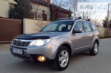 Subaru Forester Full 2010