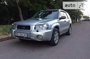 Subaru Forester XT 2002