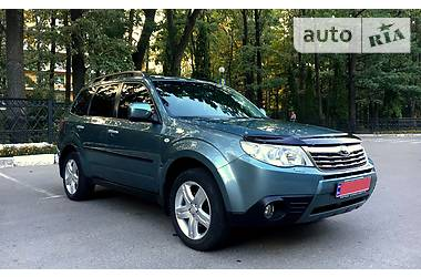 Subaru Forester 2.5 XS-GAS 2010
