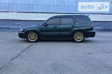 Subaru Forester 2.0 XT 2003