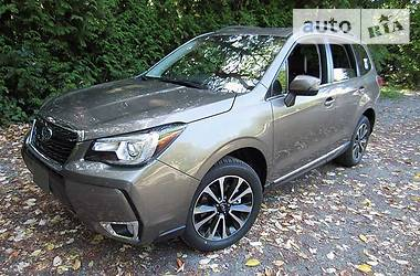 Subaru Forester XT Turbo 2017