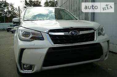Subaru Forester Top 2017