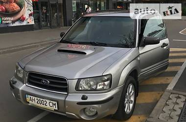 Subaru Forester turbo   2005