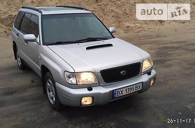 Subaru Forester 2.0i S-Turbo 2001