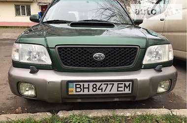 Subaru Forester s turbo  2001