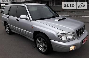 Subaru Forester 4WD 2.0AT 2003