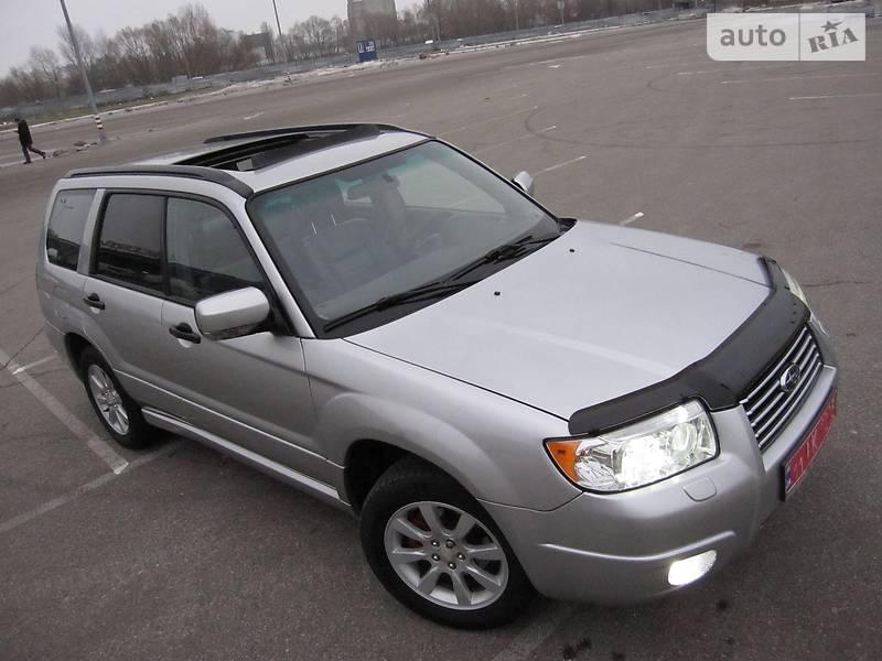 Subaru Forester 2007 року