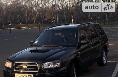 Subaru Forester 2.0 X 2004