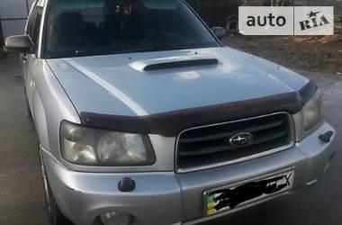 Subaru Forester 2.0 XT 2002