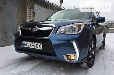 Subaru Forester XT 2016