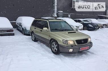 Subaru Forester 2.0 T 2001