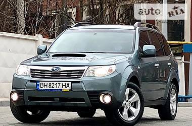 Subaru Forester turbo 2009