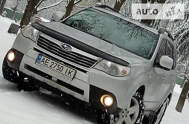 Subaru Forester Symmetrical AWD 2011
