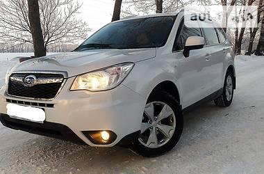 Subaru Forester 2.0 2013
