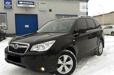 Subaru Forester 2.0 2014