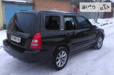 Subaru Forester турбо 2003