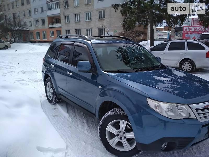 Subaru Forester 2008 року