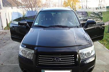 Subaru Forester 2.0x 2007