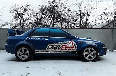 Subaru Impreza WRX Sedan  1998