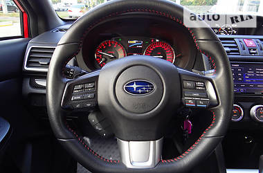 Subaru Impreza WRX Sedan  2014